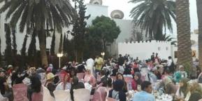 إفطار جماعي لفائدة أيتام جمعية الحنان لرعاية الأيتام