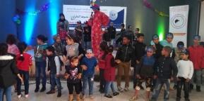 صبحية تنشيطية لفائدة أطفال جمعية الحنان