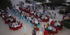 افطار جماعي على شرف الايتام والارامل بالقطب الجامعي أيت ملول